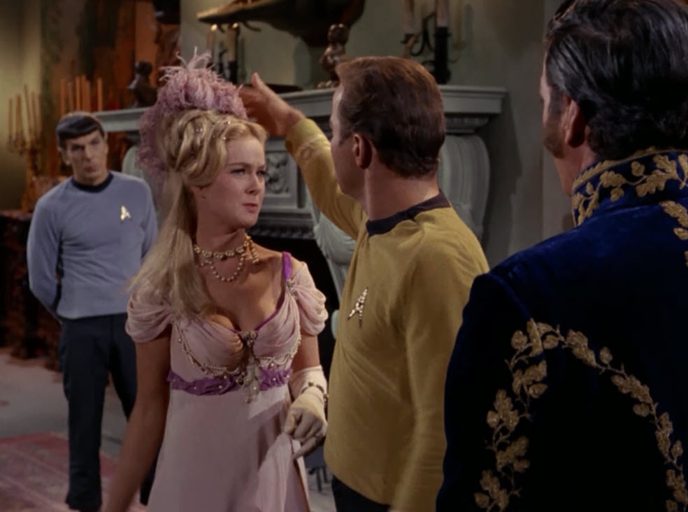 Retrospace The Boob Tube 40 The Babes Of Star Trek Part 2
