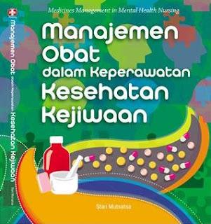 Manajemen Obat dalam Keperawatan Kesehatan Kejiwaan, Medicines Management in Mental Health Nursing