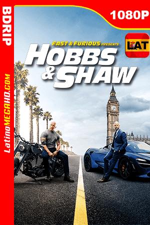 Rápidos y furiosos: Hobbs & Shaw (2019) Latino HD BDRIP 1080P - 2019