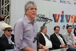 Ministério Público dá parecer pela reprovação de contas de Ricardo Coutinho
