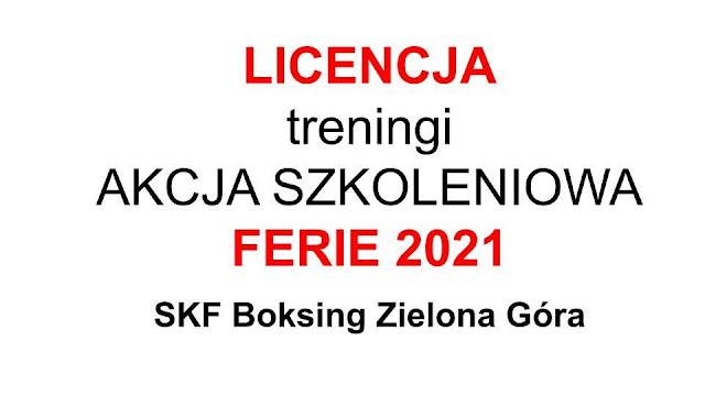 licencja,PZKB,7-23lat,obóz,ferie,lockdown,sport,ZielonaGóra