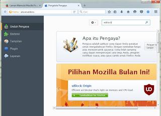Cara Memblokir Iklan di Chrome dan Mozilla Firefox dengan Adblock