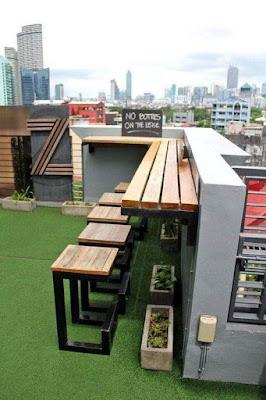 Best rooftop terrace design ideas in 2020