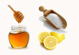 Sugar Honey Wax recipe