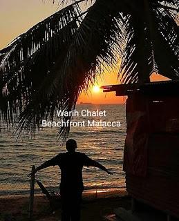 Warih-Chalet-Pemandangan-Matahari-Terbenam-Yang Cantik