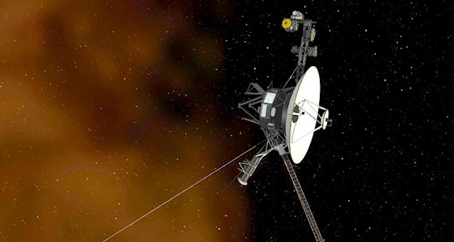 Astrophysicists confirm that the Voyager 2 probe has entered interstellar space
