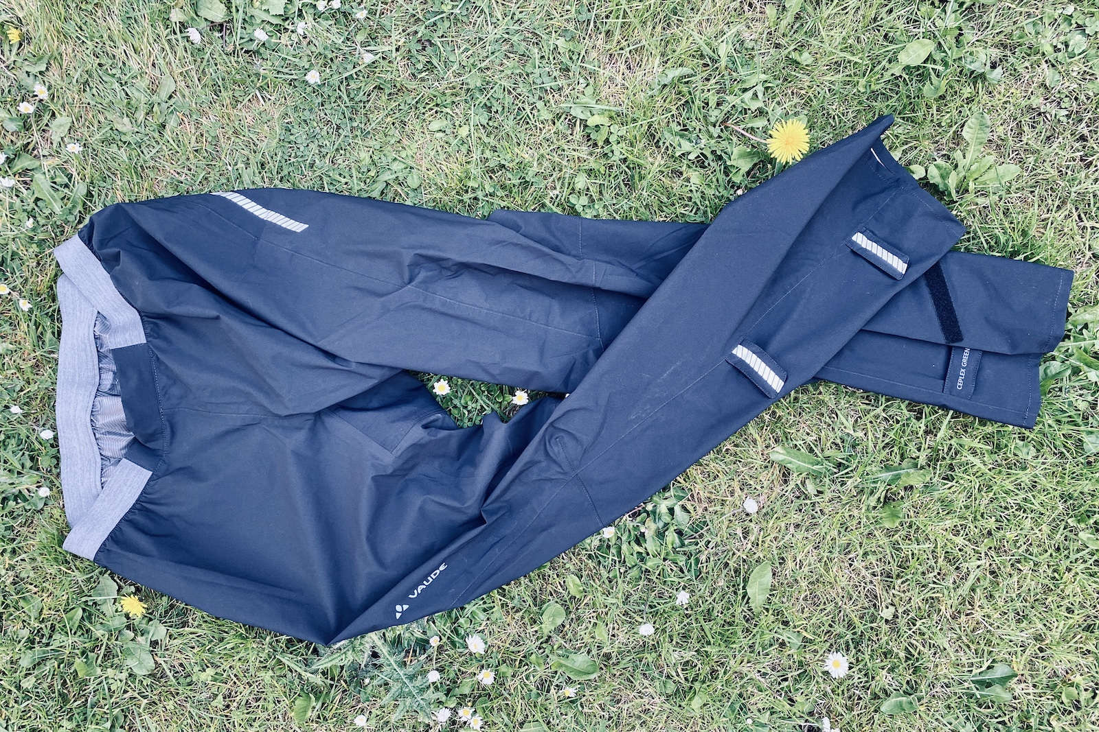 Vaude Vatten Lightweight Waterproof Cycling Trousers