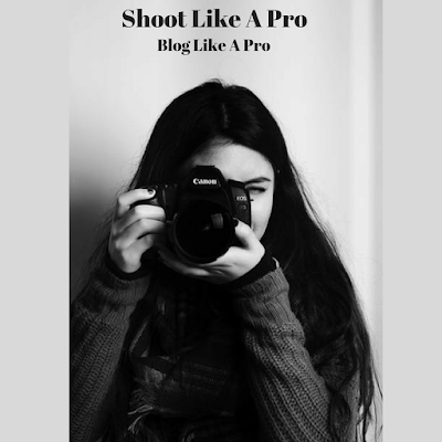 Shoot like a pro photographer blog like a pro blogger