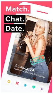 Tinder Plus Meet, Date App