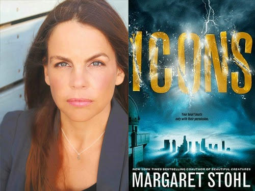 Margaret Stohl, author of Icons