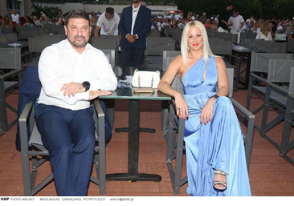 Νίκος Χαρδαλιάς: Η εντυπωσιακή σύζυγος του