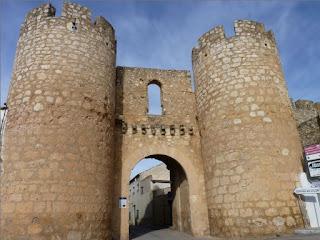 Belmonte, Puerta de Chinchilla.