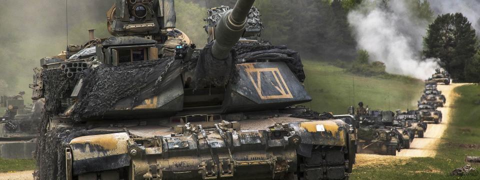 Командування військами США в Європі і Африці об'єднали