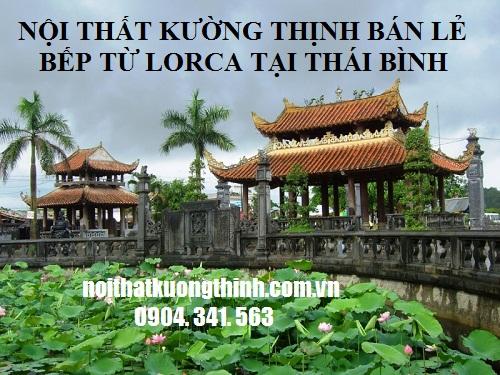 bán bếp từ Lorca tại Thái Bình