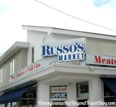 Russo's Market in Wildwood, New Jersey