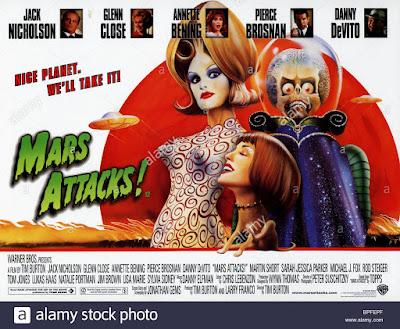 Mars Attacks 1996 Dual Audio Hindi Eng 300mb