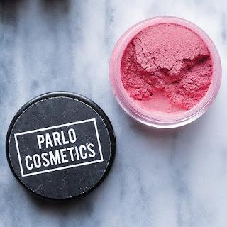 Parlo Cosmetics Natural Mineral Blush in Pretty, Pretty Princess
