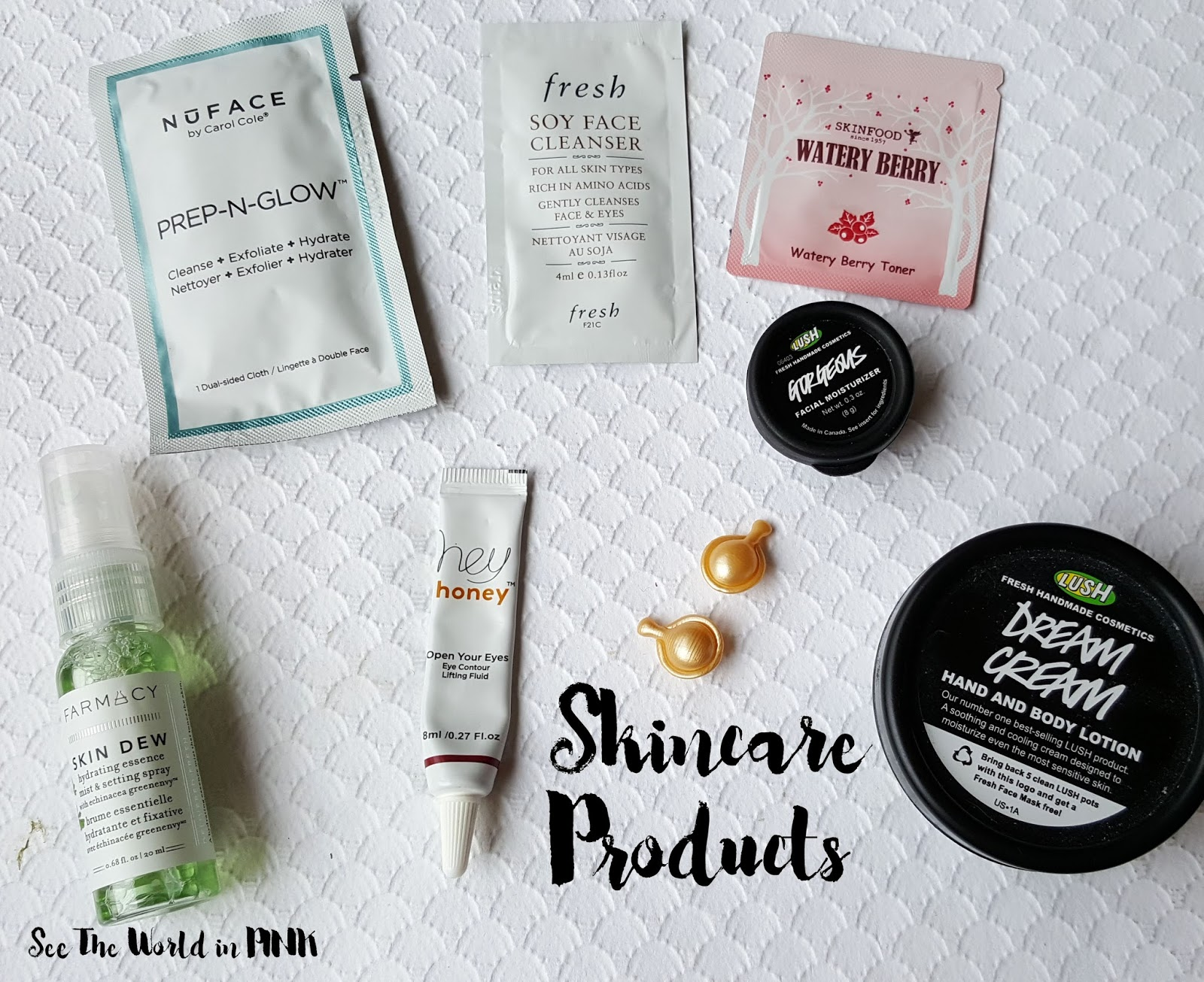 Beauty Packing Essentials - What's In My Maternity Hospital Bag