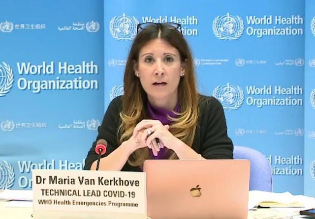 ВОЗ официально заявила, что пандемии нет и вакцины не нужны