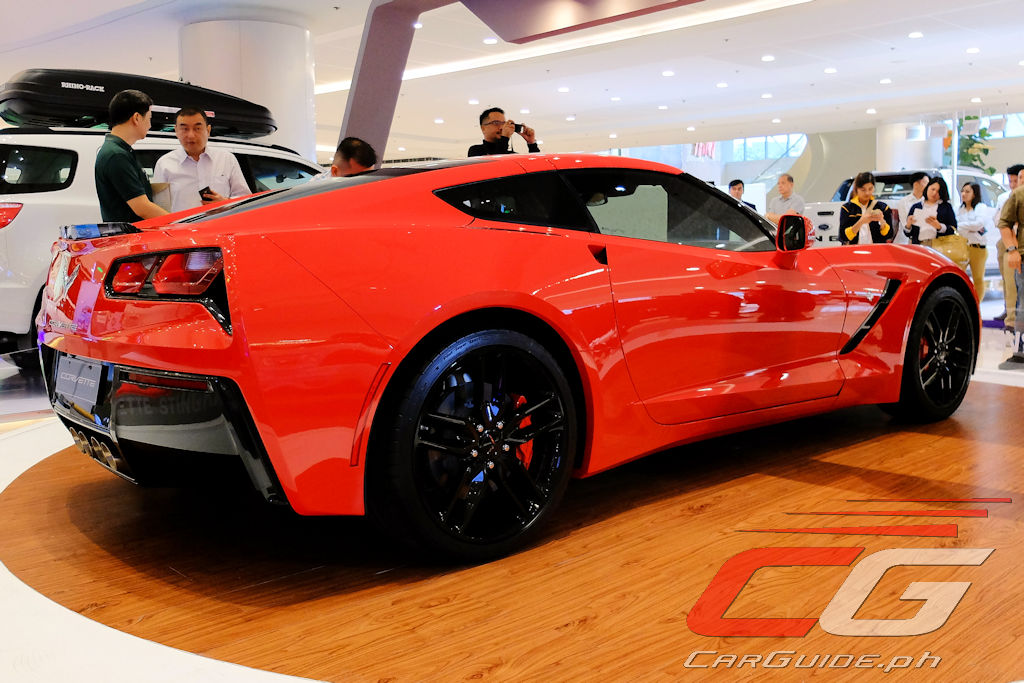Chevrolet Philippines Brings In 2019 Corvette Stingray W Specs Carguide Ph Philippine Car News Car Reviews Car Prices