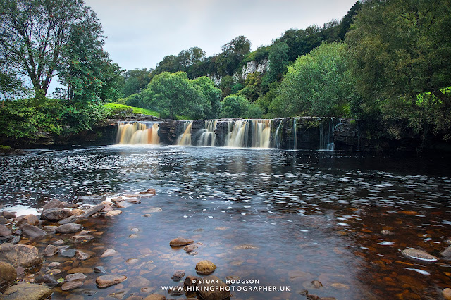 Wain Wath Force Keld Waterfall Walk Swaledale Richmond near Tan Hill Yorkshire Dales best route map