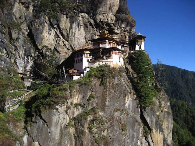 Monastério Taksang – Paro