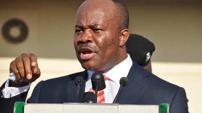 Akpabio denies sponsoring Niger Delta militants, denounce accusation as baseless