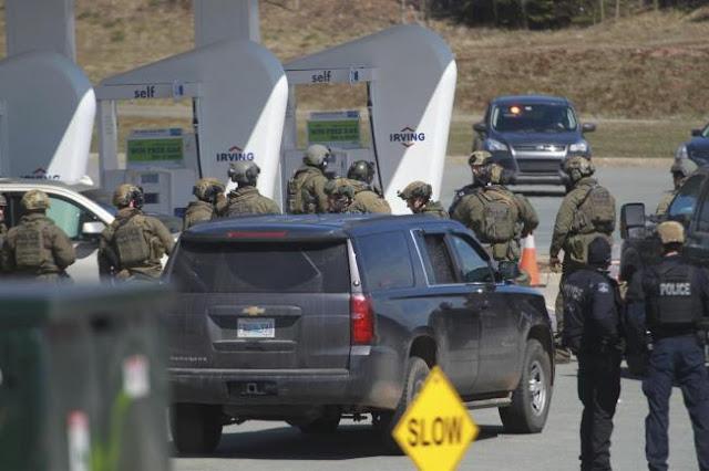 Μακελειό στον Καναδά: Σκότωσε 16 ανθρώπους μέσα σε 12 ώρες μεταμφιεσμένος σε αστυνομικό