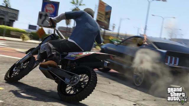 """""""Grand Theft Auto V"""" (GTA 5) Hot game phiêu lưu hành động 2013"""
