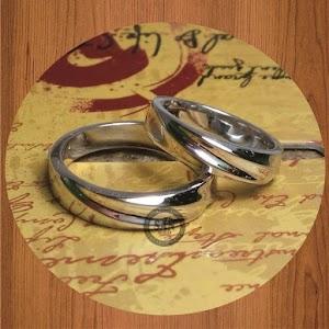 cincin paladium perak p5054