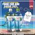 Brindes Grátis - Água Mineral Leven 510ml - 100% Cashback - Lojas Americanas
