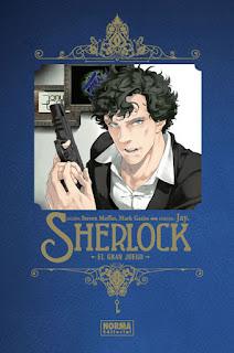 Sherlock: El gran juego. Ed deluxe