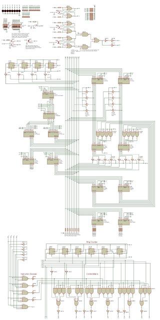 Discrete Digital Logic Circuits: SAP-1 Simple As Possible