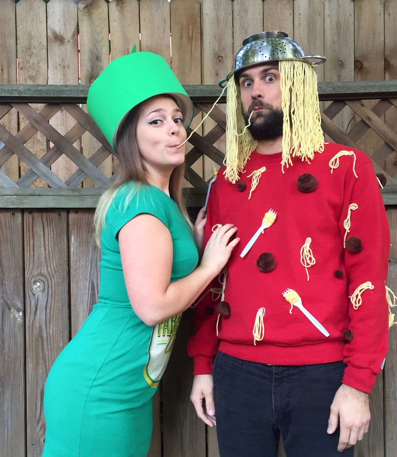 Our Halloween Costumes Spaghetti Amp Parmesan Cheese The Surznick Common Room
