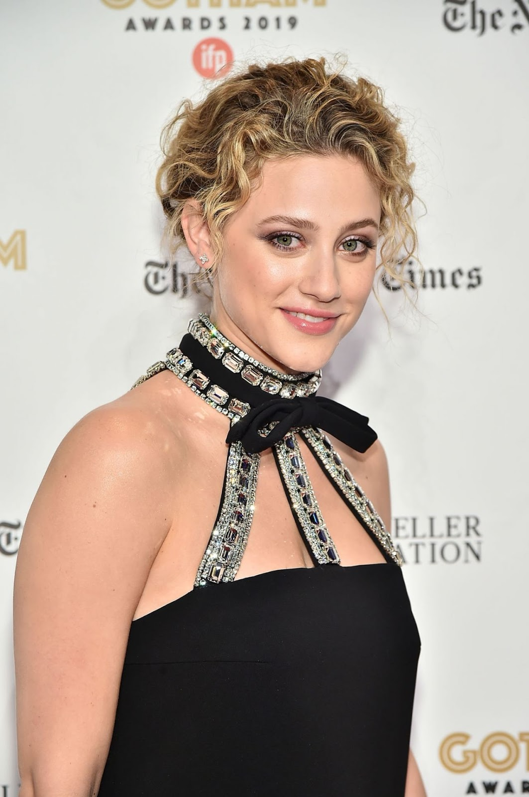 Lili Reinhart – 20th Annual Gotham Independent Film Awards in New York