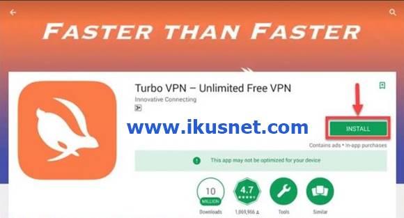 aplikasi Turbo VPN Pro