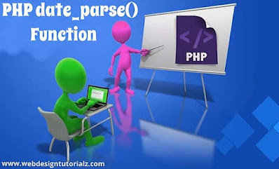 PHP date_parse() Function