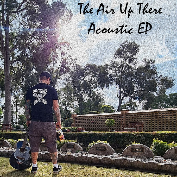 """No Quarter stream new acoustic EP """"The Air Up There"""""""