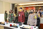 Jelang Lebaran, Polda Jateng Gelar Rakor Lintas Sektoral Operasi Ketupat Candi 2021