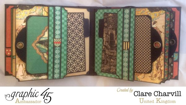 Enchanted Forest Clare Charvill Graphic 45