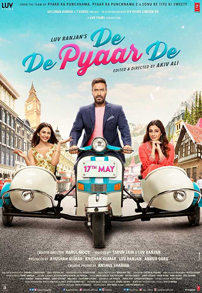 De De Pyaar De 2019 Full Movie Download HD 480p