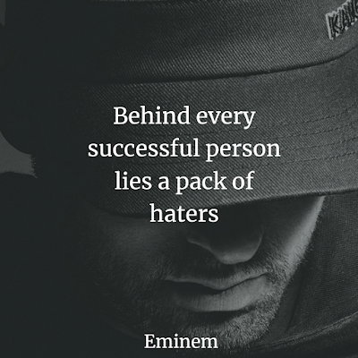 Top Eminem inspirational quotes