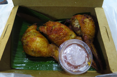 Sawadee Thai, stuffed chicken wings
