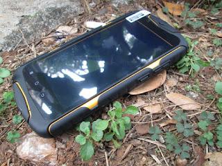 """Hape Outdoor No.1 X1 X-Men Android IP68 Certified Display 5"""" Water Dust Shock Proof"""
