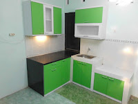 Modifikasi Service Kitchen Set Semarang