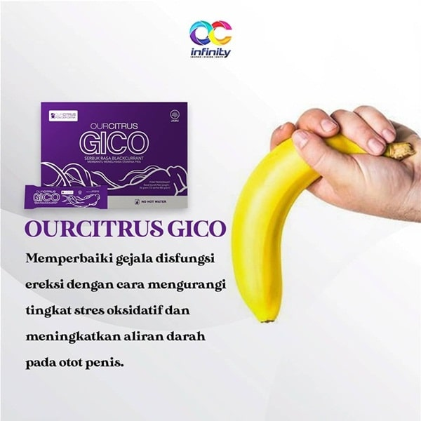 GICO-solusi masalah seksual dan vitalitas pria