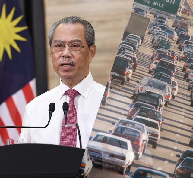 Rentas Negeri Dibenarkan Bermula 10 Jun 2020, Ini 9 Info Penting Perintah Kawalan Pergerakan Pemulihan (PKPP)