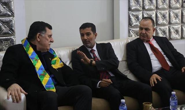 فائز السراج ليبيا
