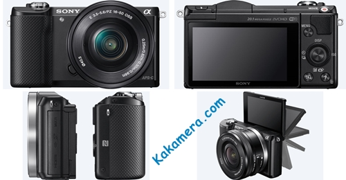 Harga Kamera Sony A5000