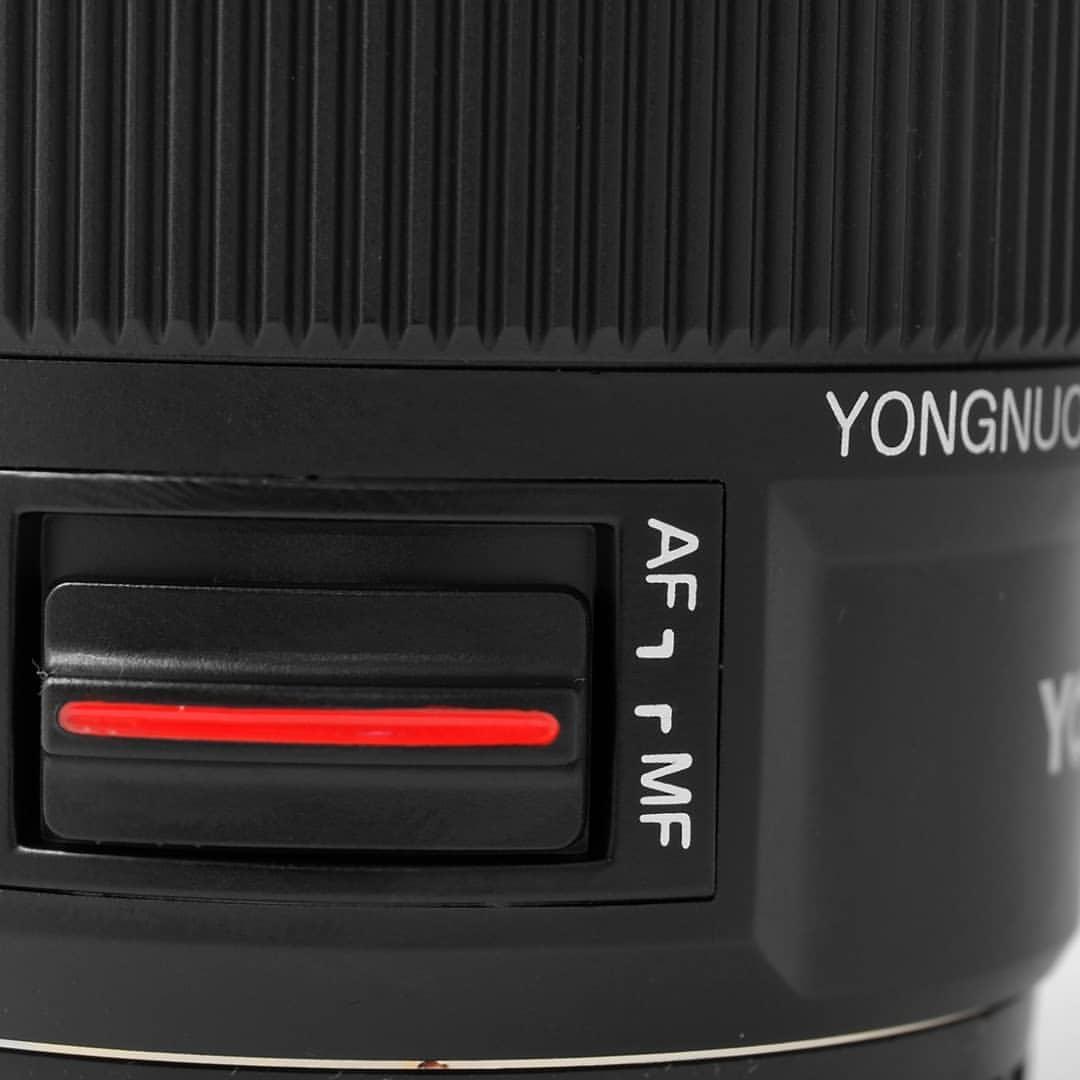 Переключатель режима фокусировки объектива Yongnuo 42.5mm f/1.7